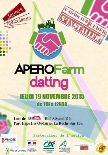 Farm dating affiche